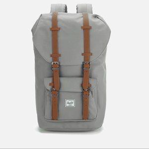 Herschel Supply Co Gray Little America Backpack
